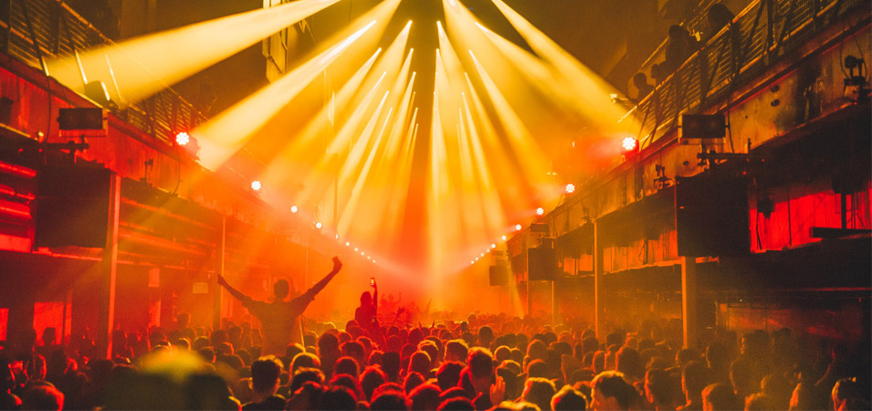 Top 10 Warehouse Venues in Europe