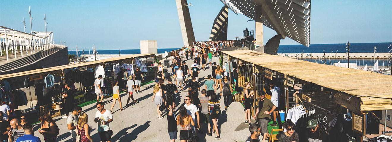 Top 10 Music Festivals in Spain