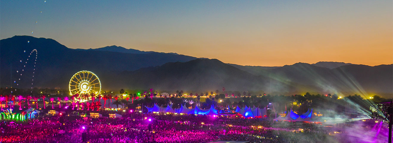 TOP 15: Music Festivals In the USA 2018