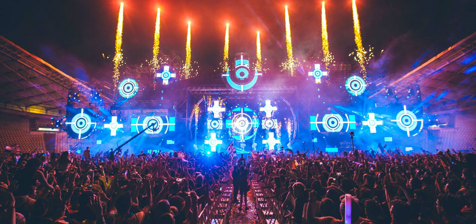 Carl Cox, Afrojack, Marshmello: Ultra Europe's 2018 Phase One Lineup Has Dropped