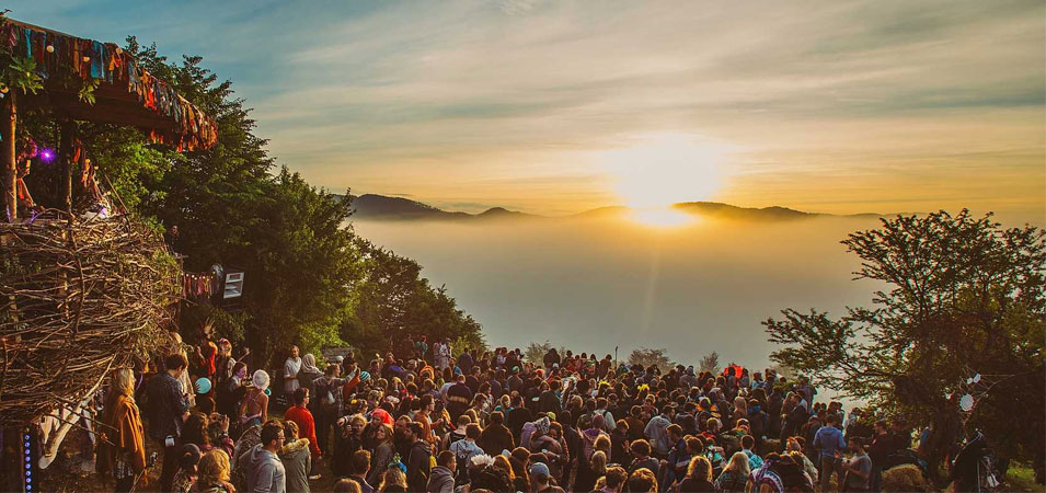 Top 10 Unique Festival Locations