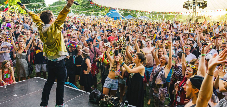 Wilderness Announces Eclectic 2018 Lineup