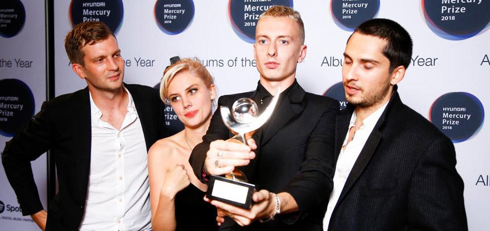 Wolf Alice Win 2018 Hyundai Mercury Prize