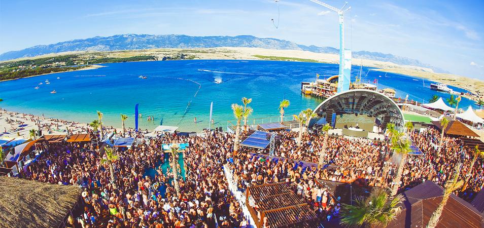 Croatia's Zrće Beach: Our Club & Festival Guide