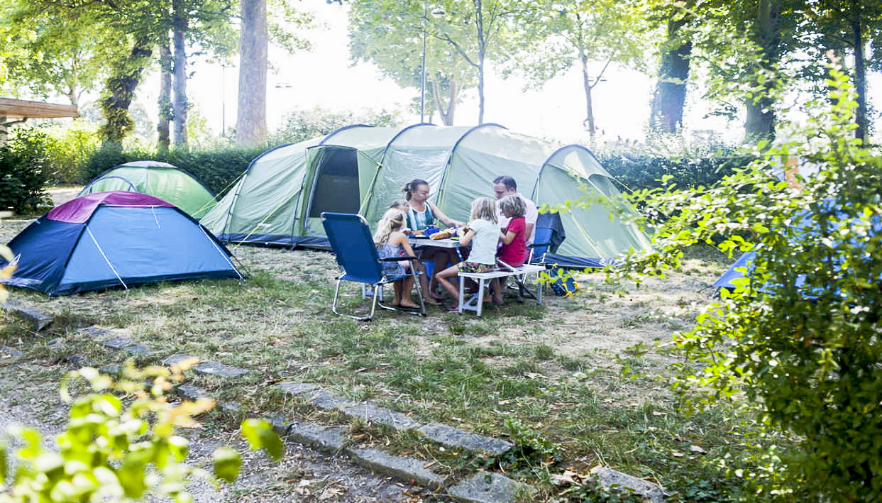 Billet + ROCK EN SEINE au CAMPING DE PARIS - Emplacement (piéton)