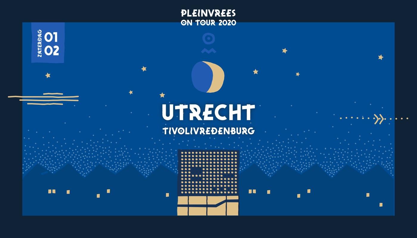 Pleinvrees On Tour – Utrecht 2020