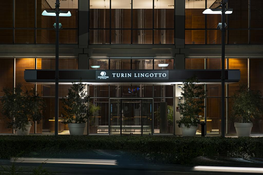 Ticket + Doubletree by Hilton Turin Lingotto