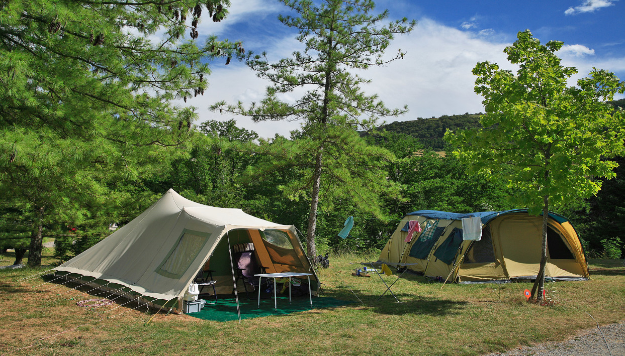 Ticket + Tent Pitch at Lisboa Camping & Bungalows