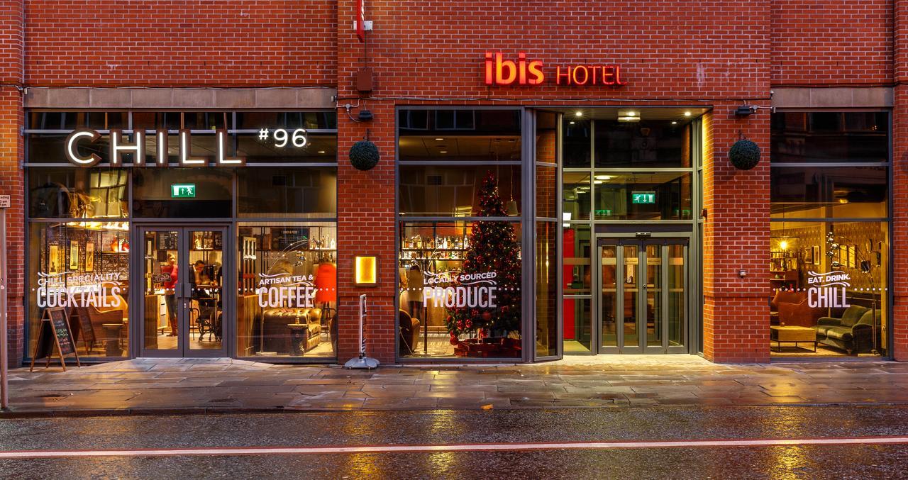 Entrada + ibis Manchester Centre 96 Portland Street