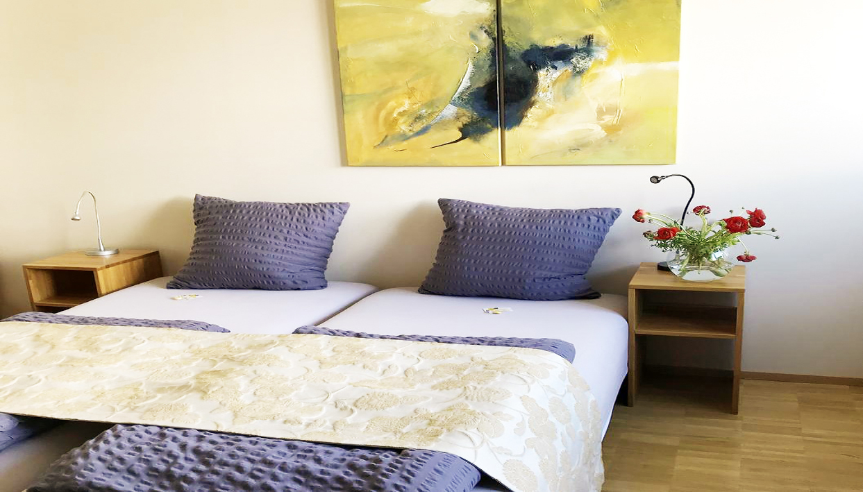 Ticket + Hotel Profis - die Zimmer