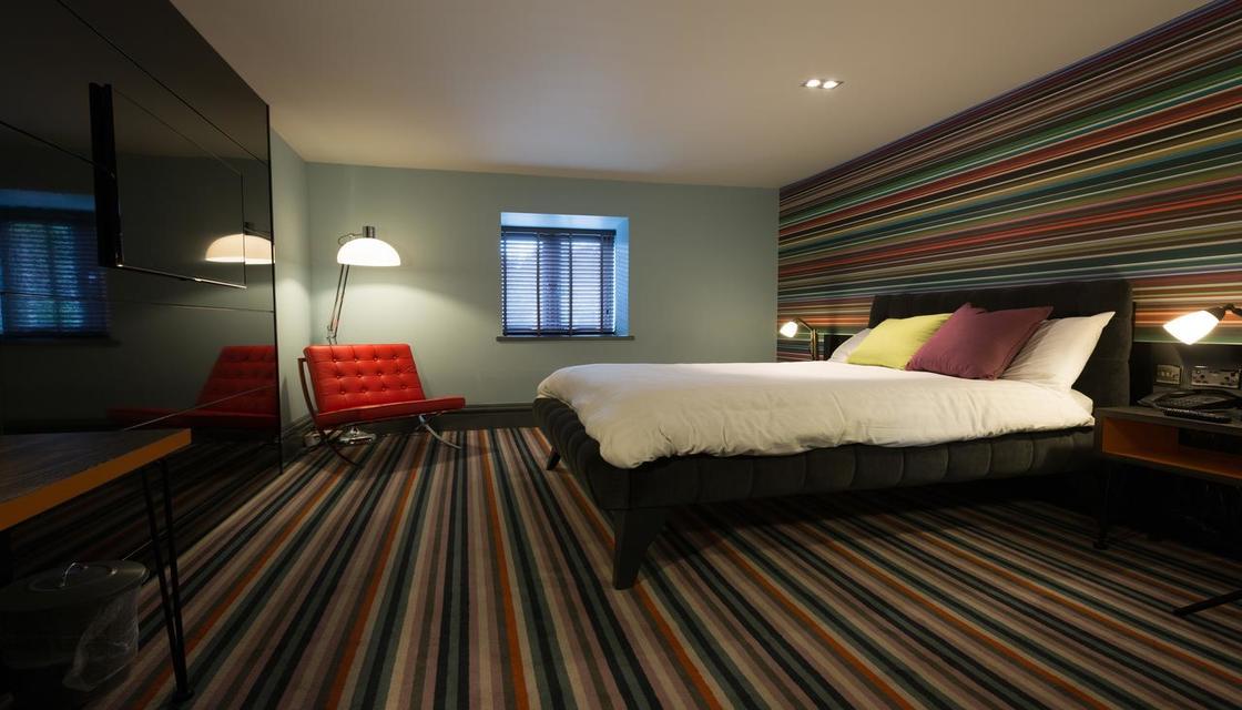 Ticket + Village Hotel Warrington
