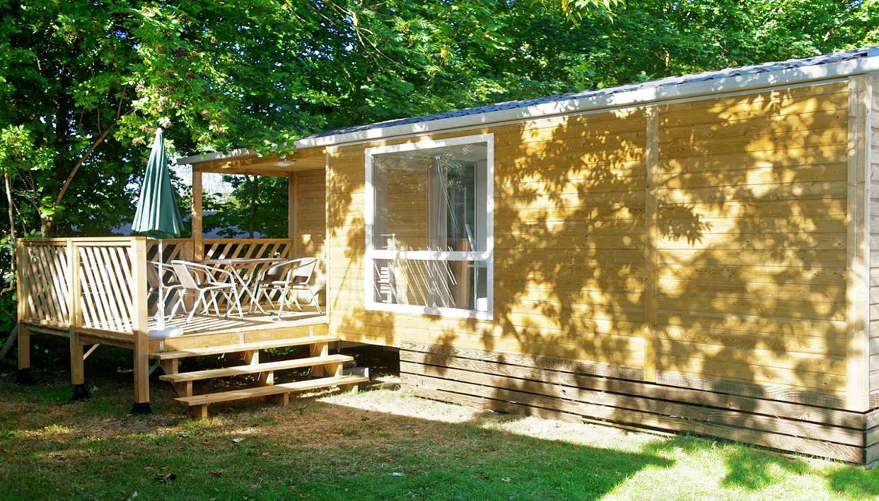 Billet + ROCK EN SEINE au CAMPING DE PARIS - Cottage