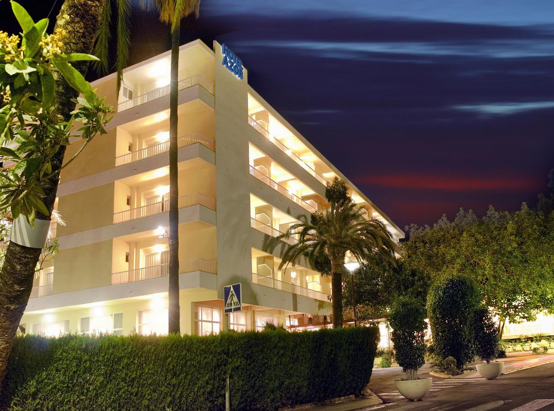 Ticket + Hotel Intur Azor