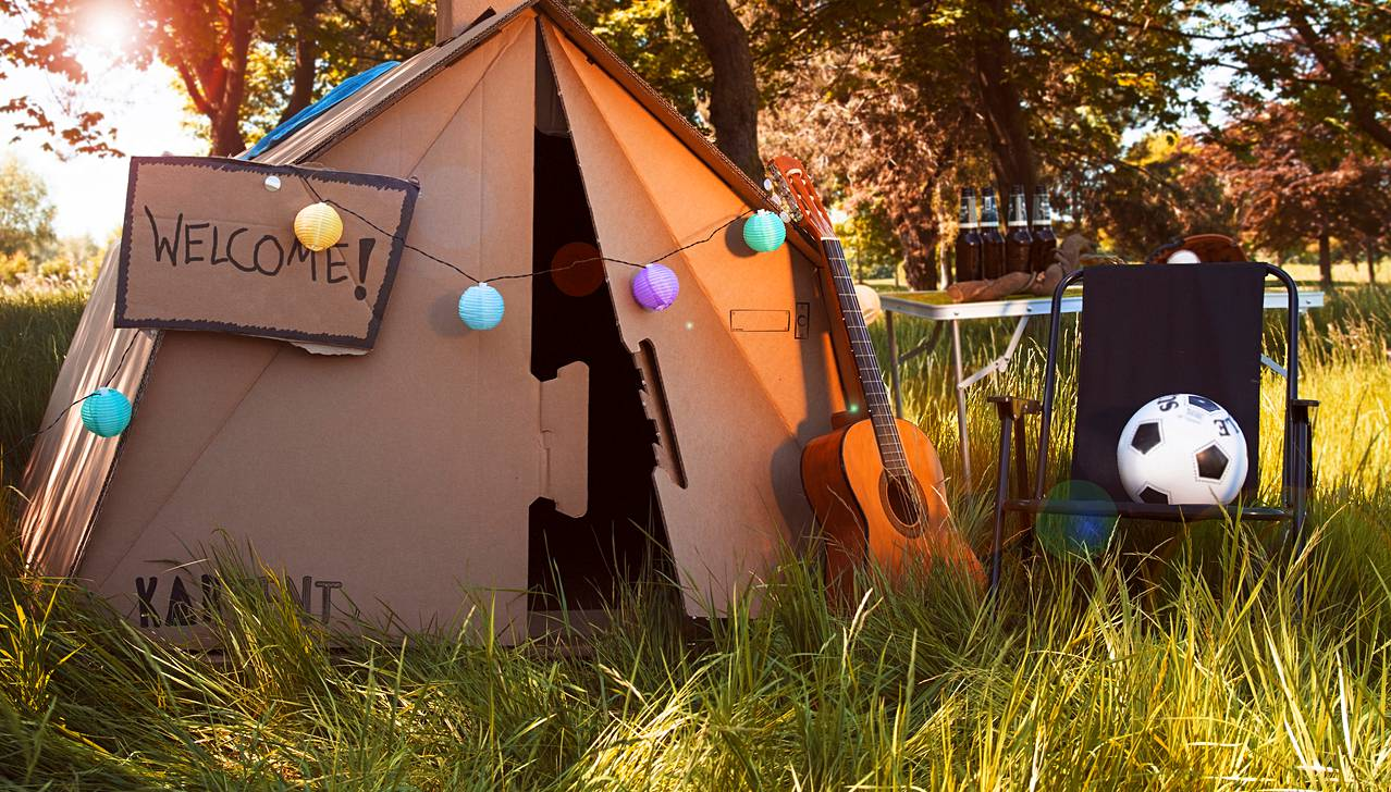 Billet + KarTent - Camping Garorock