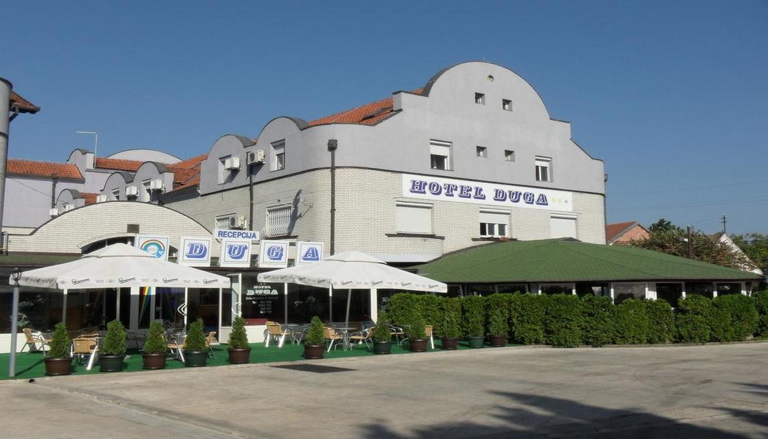 Billet + Hotel Duga