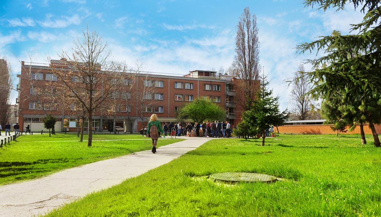 Ticket + Campus Hostel