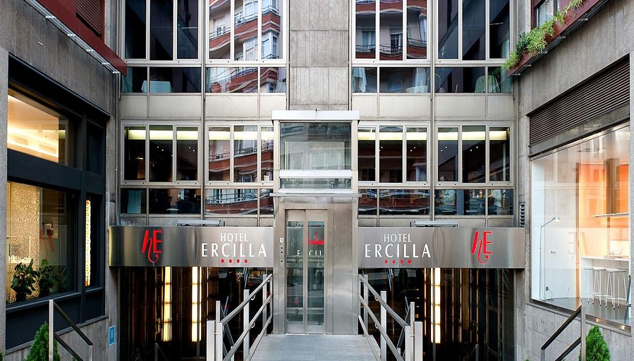 Ticket + Hotel Ercilla