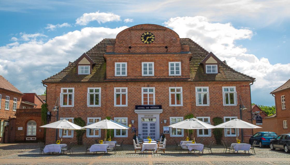Ticket + Hotel de Weimar