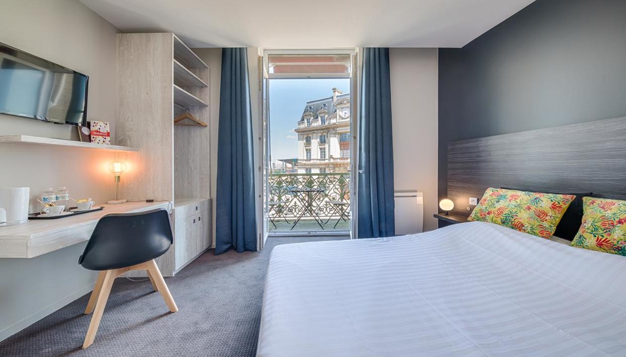Ticket + Hotel BDX
