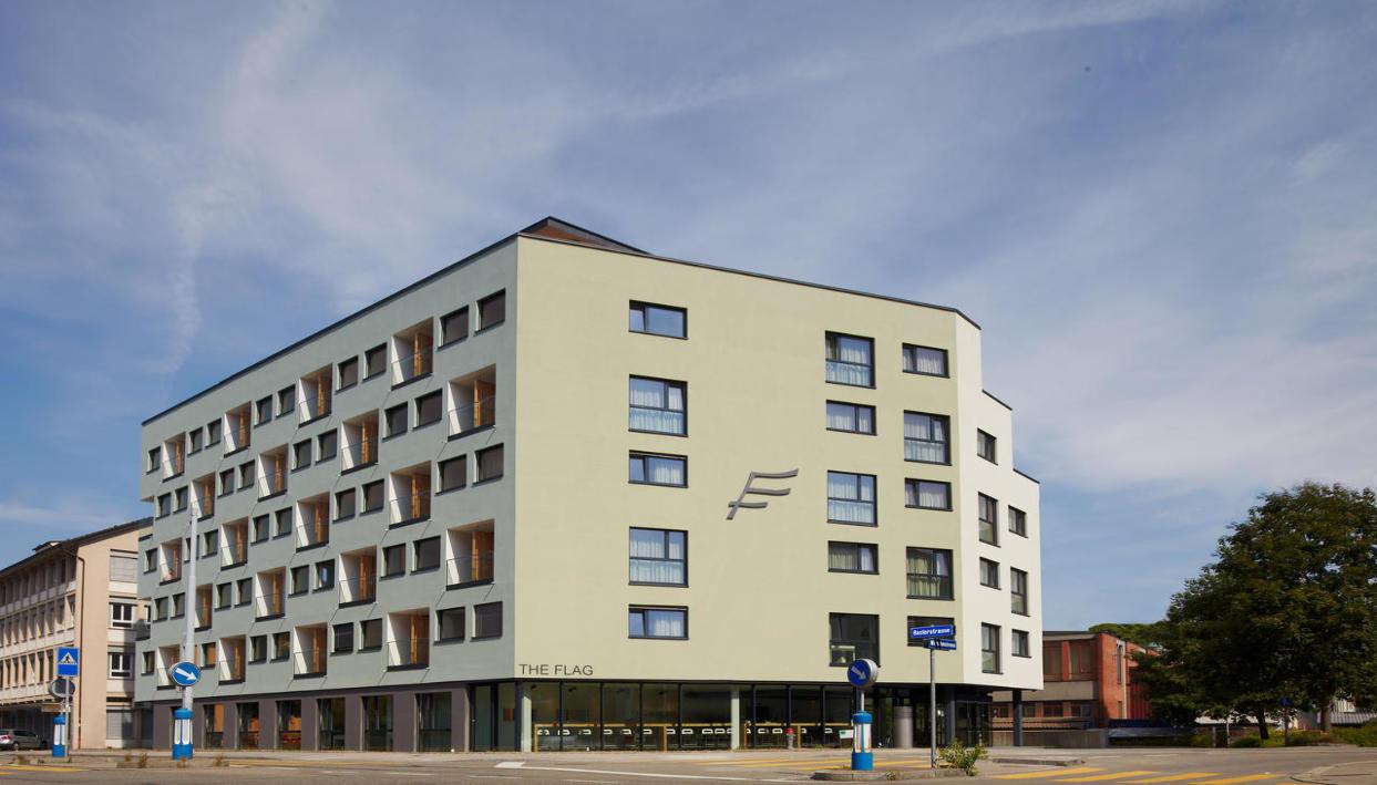 Bilhete + Hotel The Flag Zurich