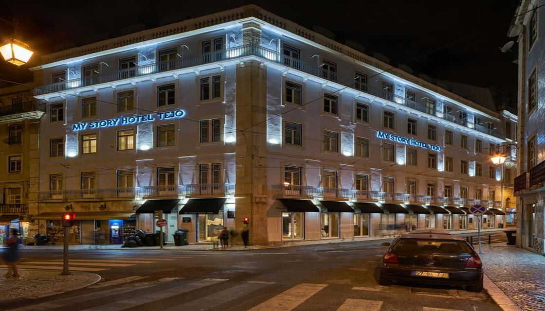 Bilhete + Hotel Lisboa Tejo