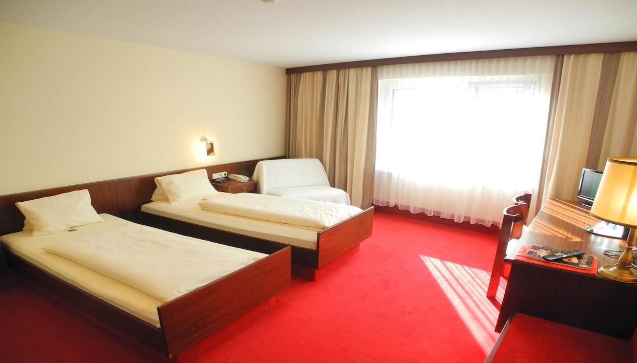 Ticket + Hotel Katharinenhof Standard