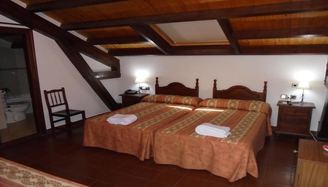 Ticket + Hosteria Real de Zamora