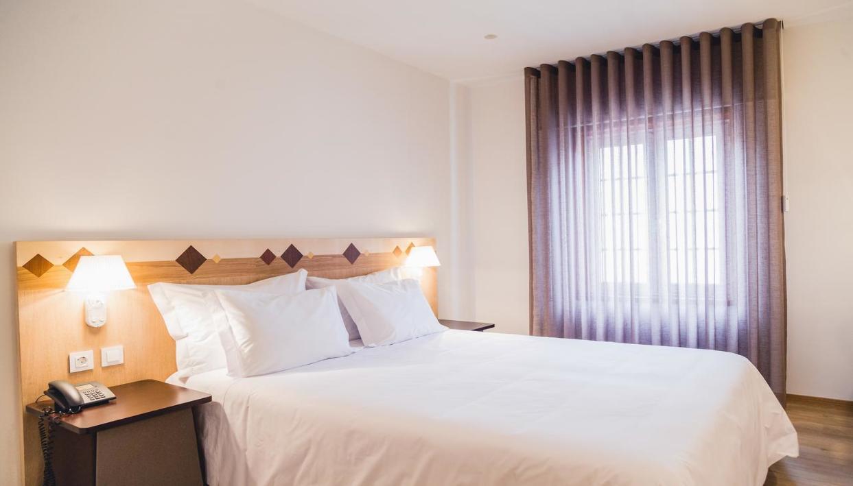 Bilhete + Hotel Aveiro Center