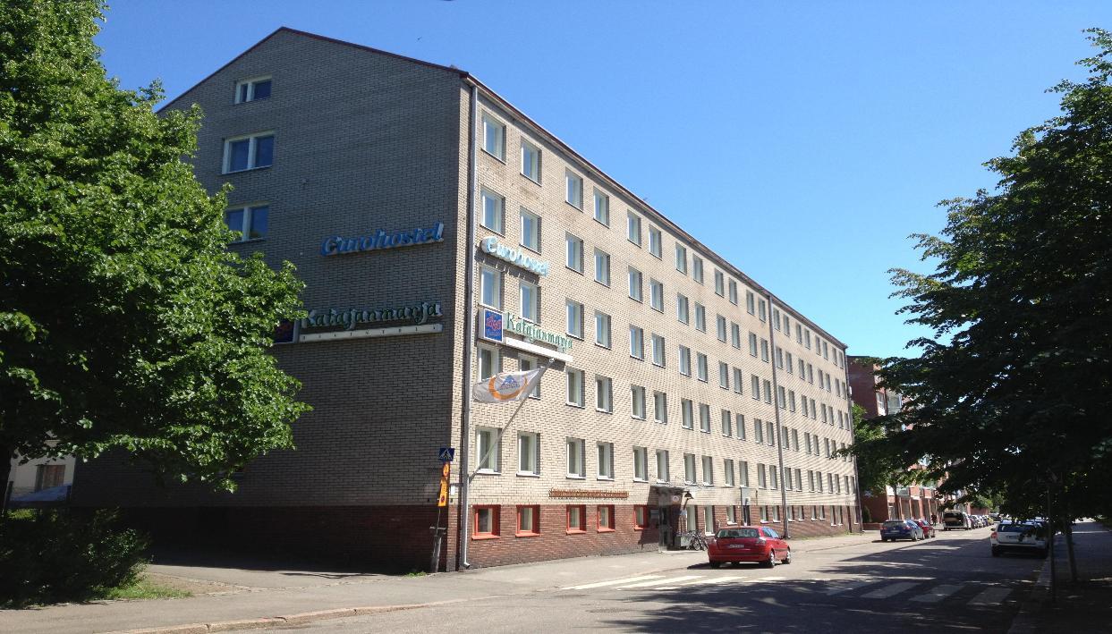 Billet + Eurohostel Helsinki
