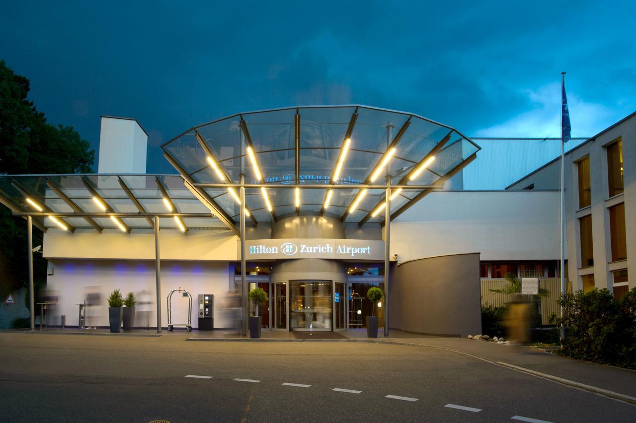 Bilhete + Hilton Zurich Airport