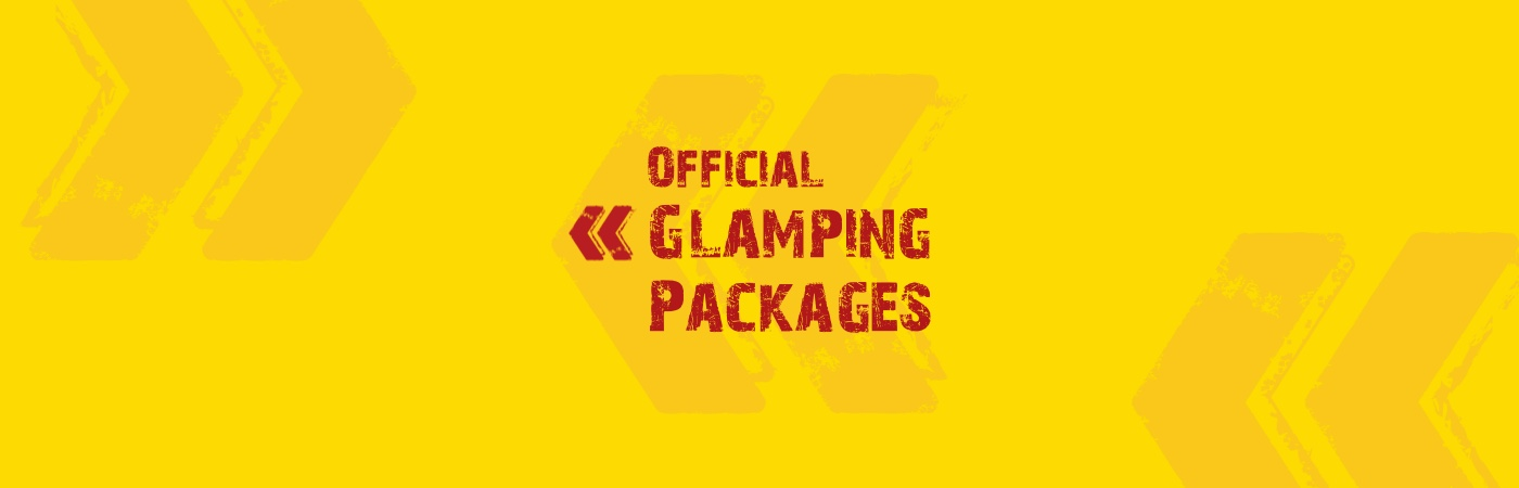 Leeds Ticket + Glamping Packages