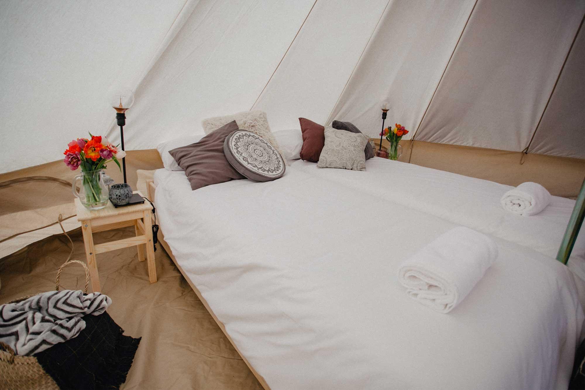 Tickets + The Garden Resort - Glamping Tent