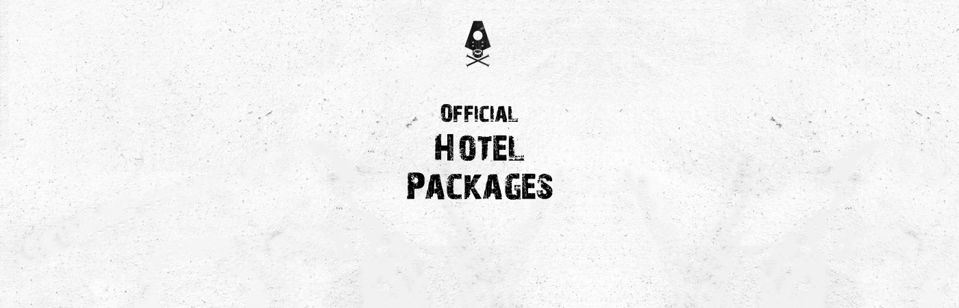 Official Rampage Packages: Ticket + Hotel