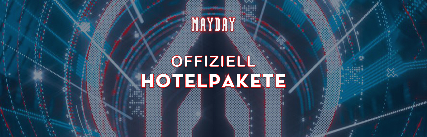 MAYDAY Dortmund Hotel Packages