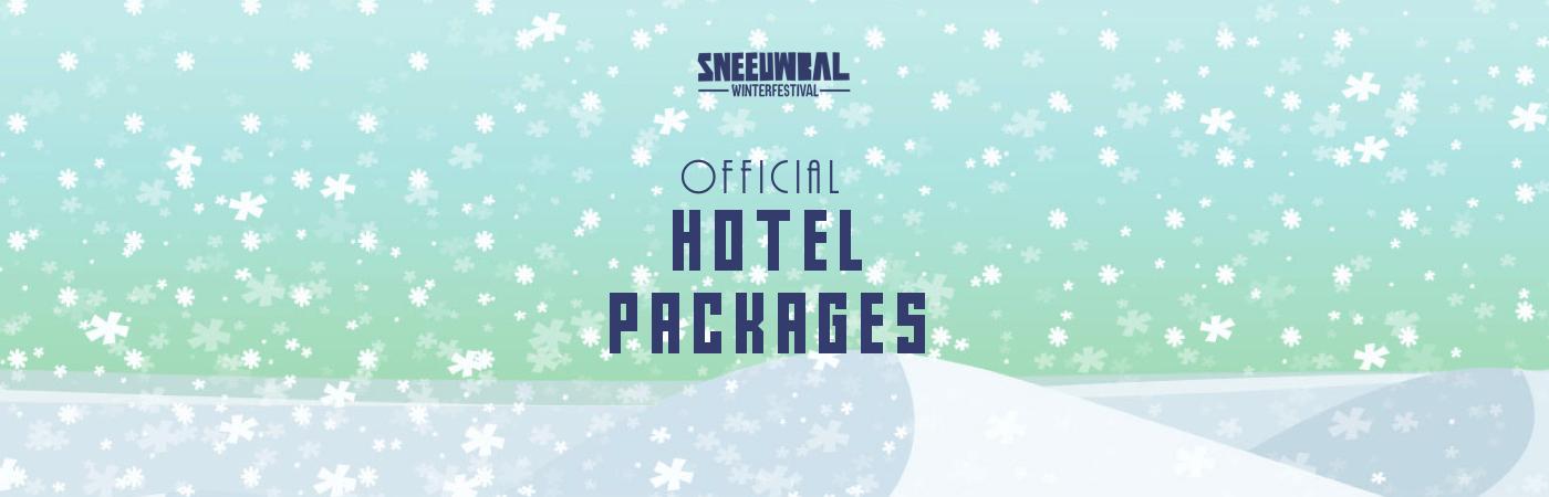 Sneeuwbal Winter Festival Hotel Packages