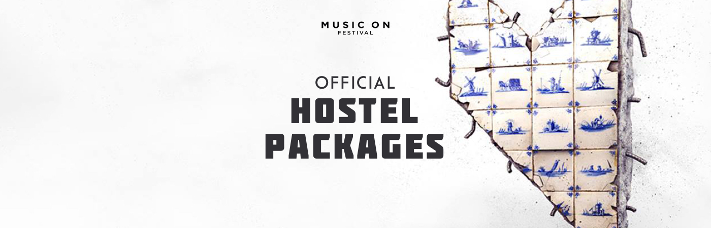 Music On Festival Ticket + Hostel Packages