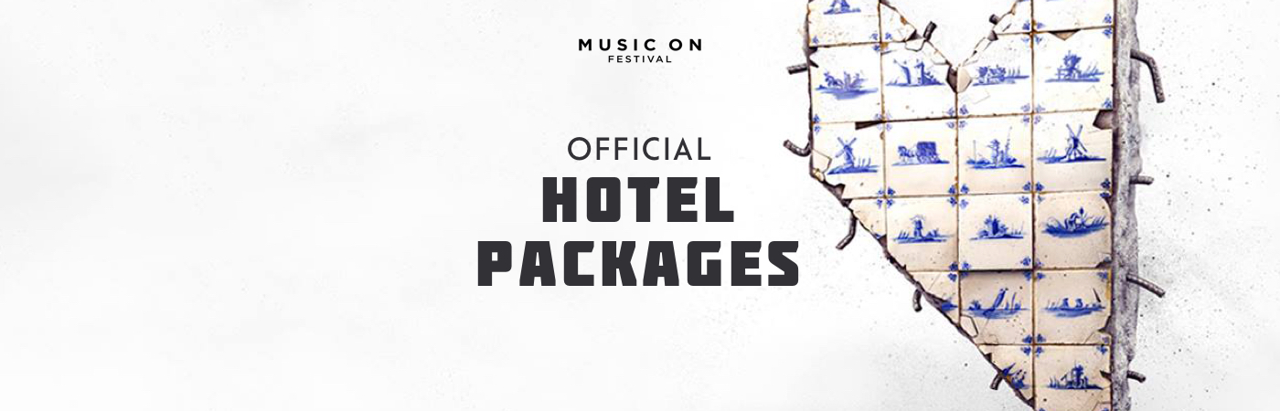 Music On Festival Ticket + Hotel Packages