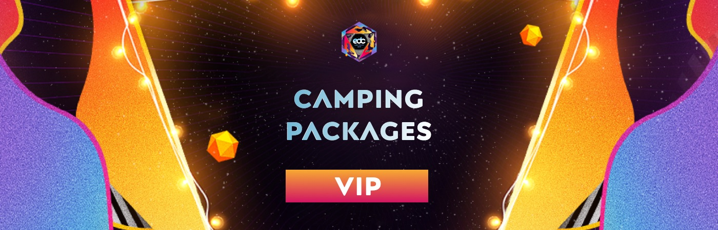 VIP Ticket + Camping Packages