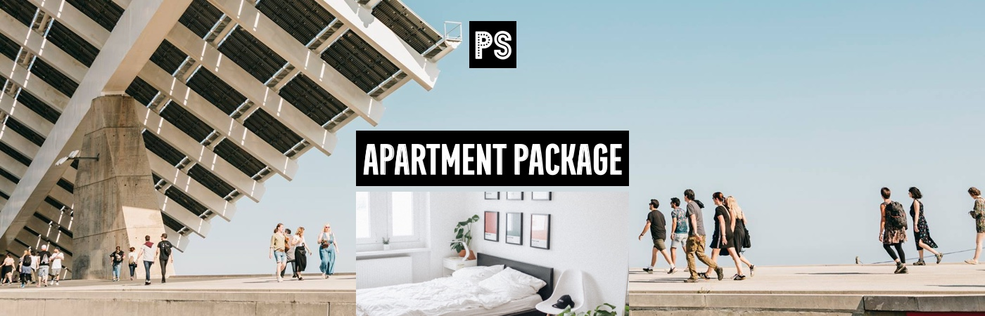 Packages avec appartement - Primavera Sound
