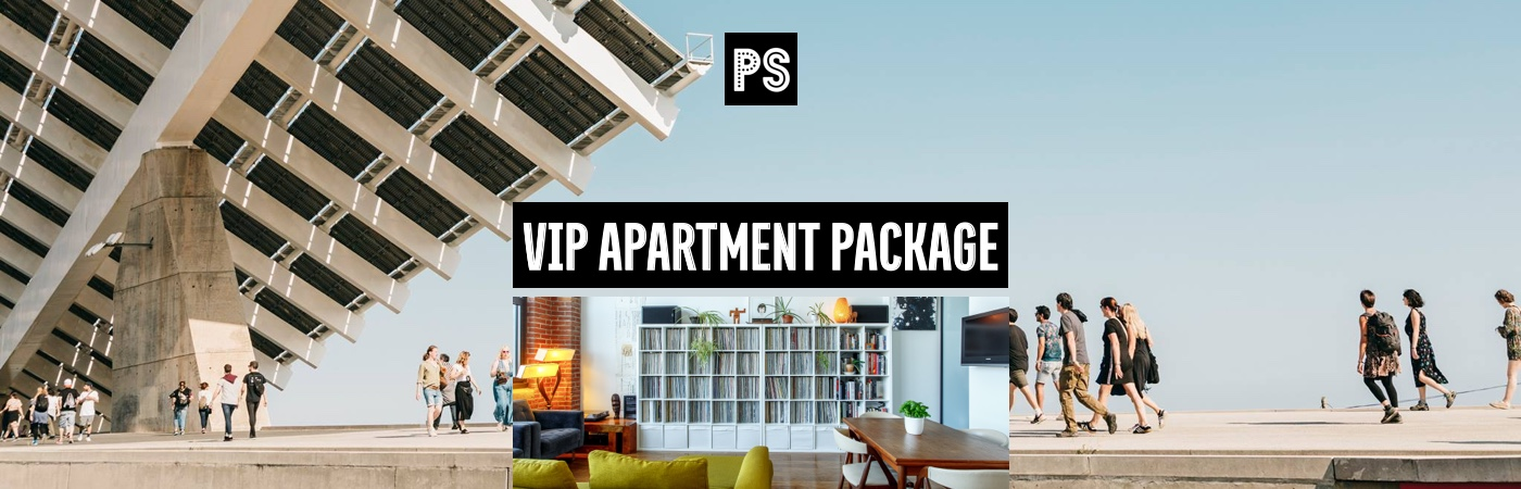 Packages VIP avec appartement - Primavera Sound