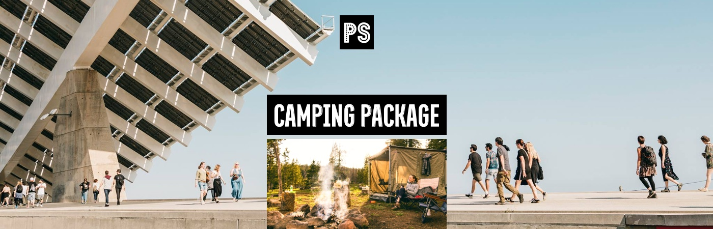 Primavera Sound Ticket + Camping Packages
