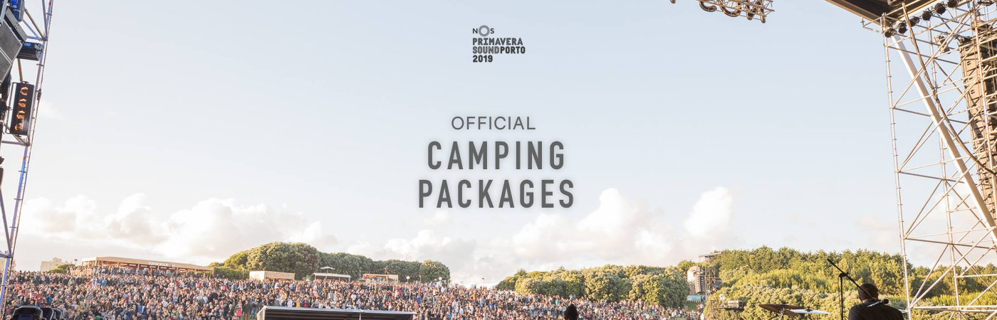 NOS Primavera Sound Camping Packages