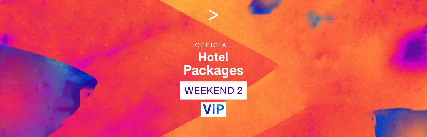All Points East VIP Ticket + Hotel Packages - Weekend 2