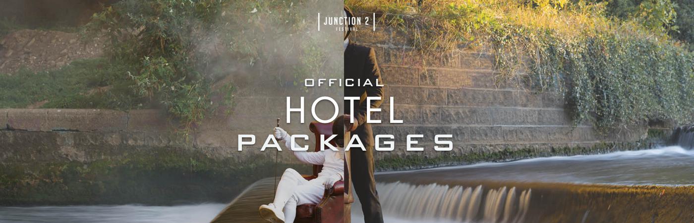 Junction 2 Festival Hotel Packages