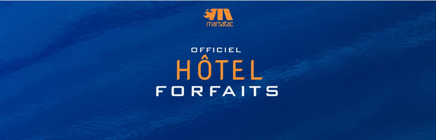 Marsatac Ticket + Hotel Packages