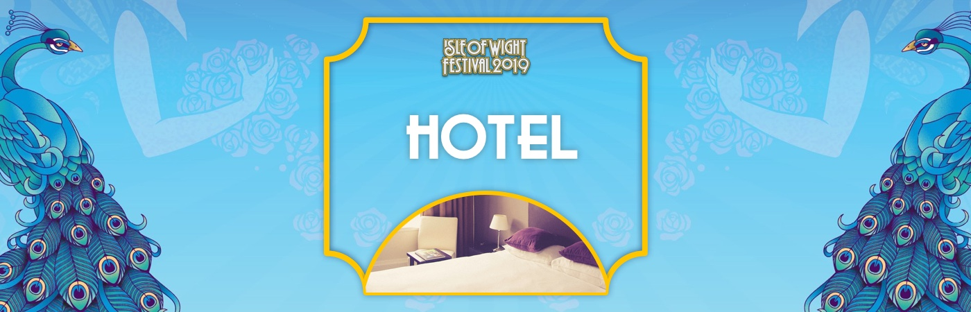 Isle of Wight Ticket + Hotel Packages