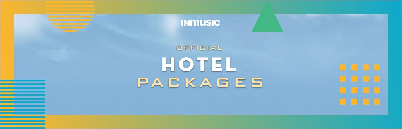 Packs Entrada + HotelINmusic Festival