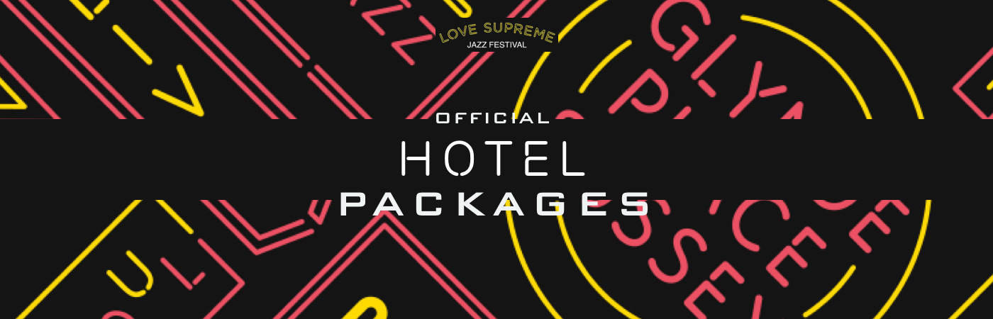 Love Supreme Jazz Festival Ticket + Hotel Packages