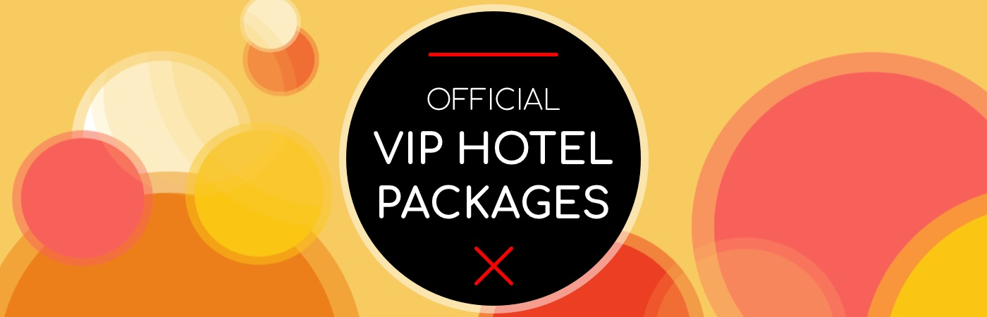 Secret Solstice VIP Hotel Packages