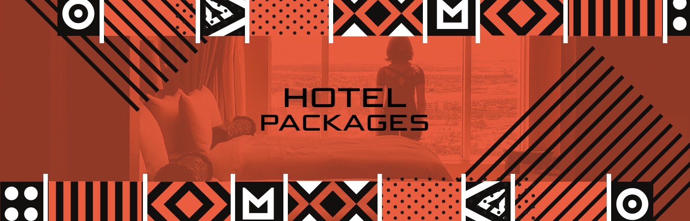 Community Festival Ticket + Hotel Packages